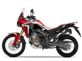 Honda Africa Twin 1000 Manual Mt Rojo 2018 0km Avant Motos