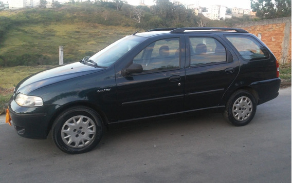 Fiat Palio Weekend 1.3 Mpi16v Fire 4p