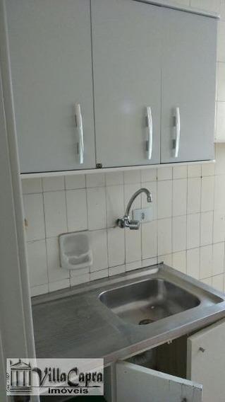 Apartamento Para Venda Em São José Dos Campos, Vila Adyana, 1 Dormitório, 1 Banheiro, 1 Vaga - 1617v