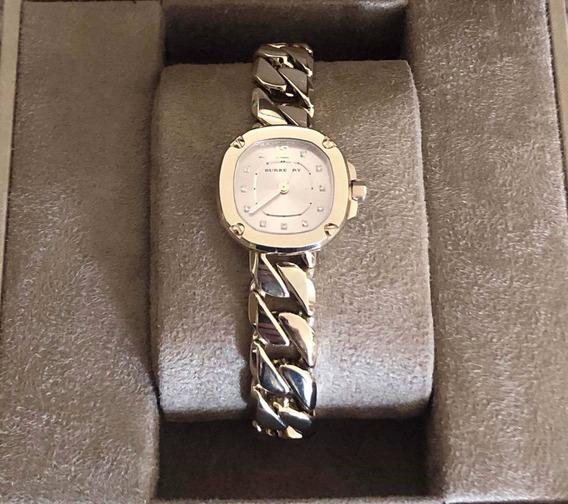 Reloj Burberry Bby 1952 Diamonds