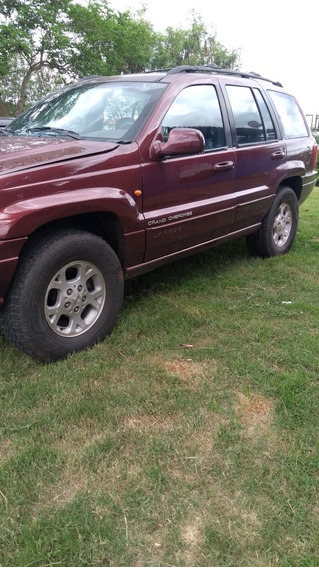 Jeep Grand Cherokee 2000 4.0 Laredo 5p