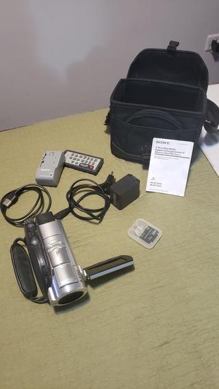 Filmadora Sony Handycam Dcr-dvd508