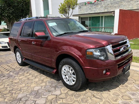 Ford Expedition 5.4 Limited Piel V8 4x2 At 2012