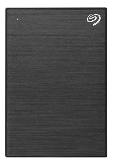 Disco duro externo Seagate Backup Plus STHP5000400 5TB negro