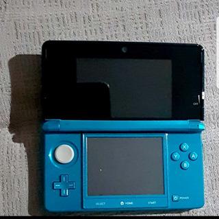 Nintendo 3ds Verde Agua