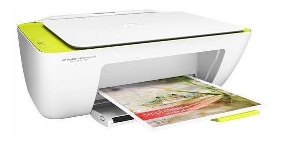 Impressora A Cor Multifuncional Hp Deskjet Ink Advantage 213
