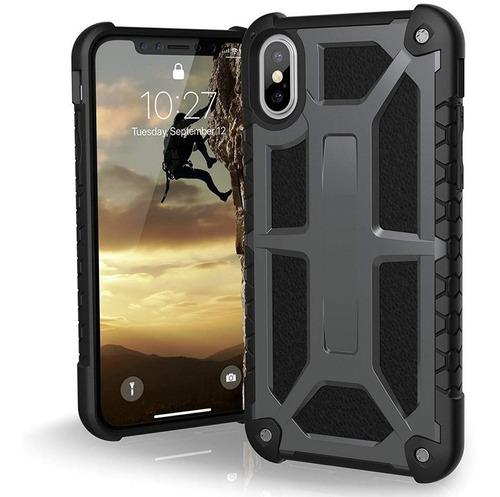 Imagen 1 de 4 de Protector Funda Resistente Fuerte iPhone X Xs / Xr /xs Max ®
