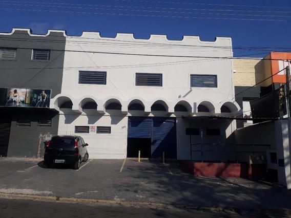 Barracão Para Alugar, 300 M² Por R$ 3.400/mês - Jardim Santa Eudóxia - Campinas/sp - Ba0218