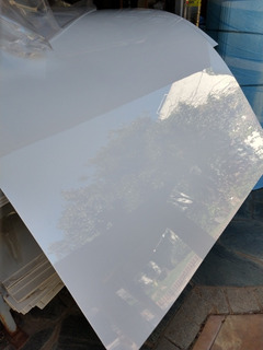 Planchas (placas) De Alto Impacto Pai Plastico 1 Mm