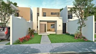 Venta De Casas Residenciales De 2 Y 3 Recamaras En Mérida Yucatán (dzitya)