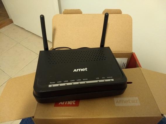 Modem Wifi Arnet - Adb Broadband - Modelo P.dg A4001n