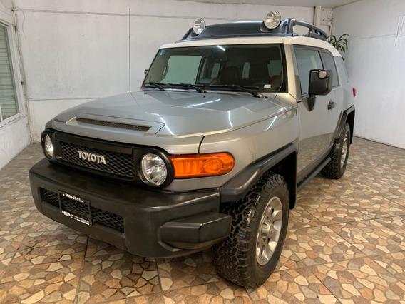 Toyota Fj Crusier Extremadamente Nueva Imponente Reestrene