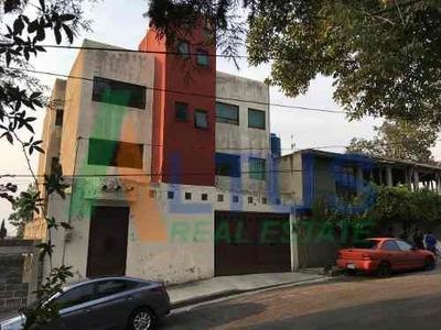 Edificio En Venta, Col. Los Encinos, Tlalpan Picacho Ajusco
