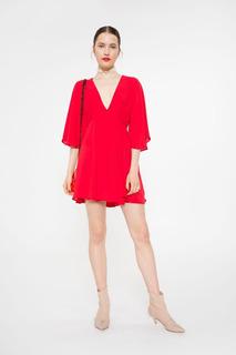 Vestido Etna Rojo Las Pepas
