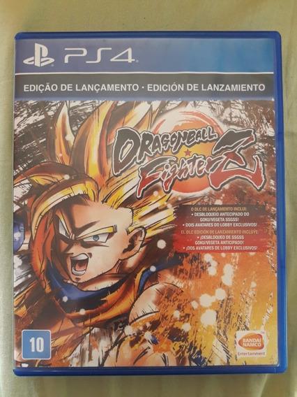 Dragon Ball Fighter Z Playstation 4 Português