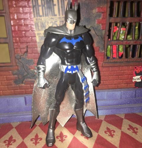 Dc Batman Comic Ninja