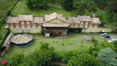 Rancho Residencial À Venda, Centro (são Roque), São Roque. - Ra0027
