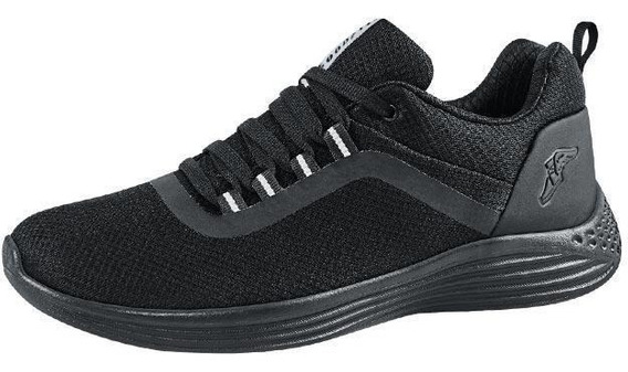 Tenis Caballero Marca Goodyear Mod 5 Pma0 Negro