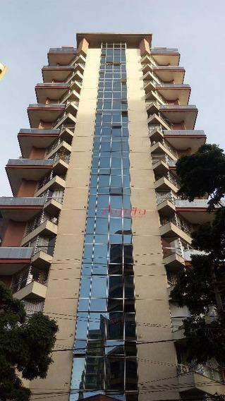 Apartamento Residencial À Venda, Bairro Jardim, Santo André - Ap0028. - Ap0028