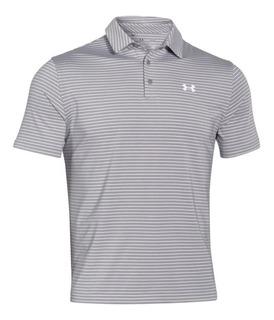 Camiseta Tipo Polo Golf Under Armour Upf +50