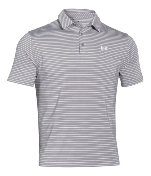Camiseta Tipo Polo Golf Under Armour Upf +50
