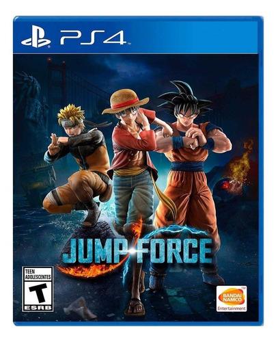 Imagen 1 de 3 de Jump Force  Standard Edition Bandai Namco PS4  Físico