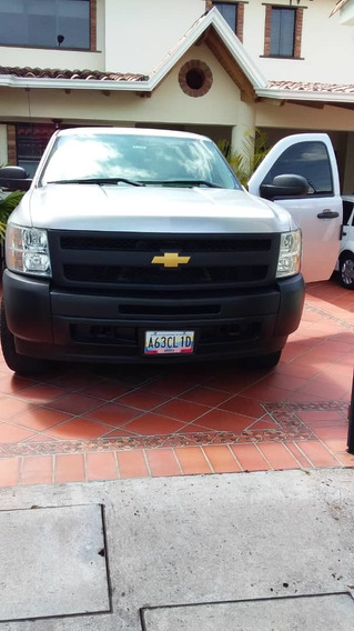 Chevrolet Silverado Motor 5.4 Color Plata 2 Puertas
