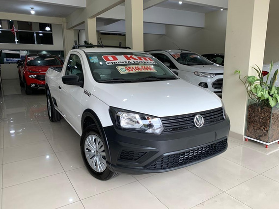 Volkswagen Saveiro 1.6 Robust 2019/2020 Cd 0km Nova