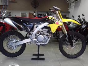 Suzuki Rm Z 450 Amarillo Y Negro Financio Permuto Qr Motors