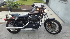 Harley Davidson 883 R 2013 Freios Abs Muito Nova Troco Moto