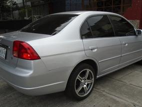 Honda Civic Ex 2002 Tomo Auto