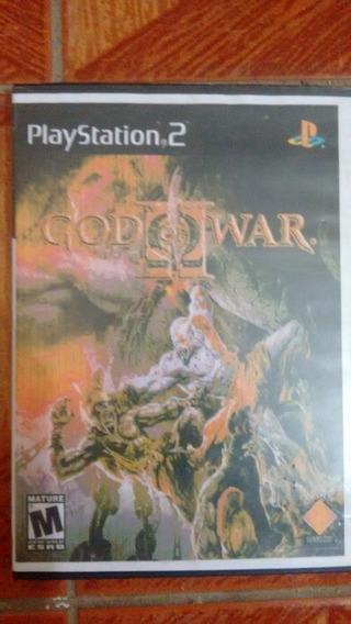 Jogo Ps2 God Of War 2