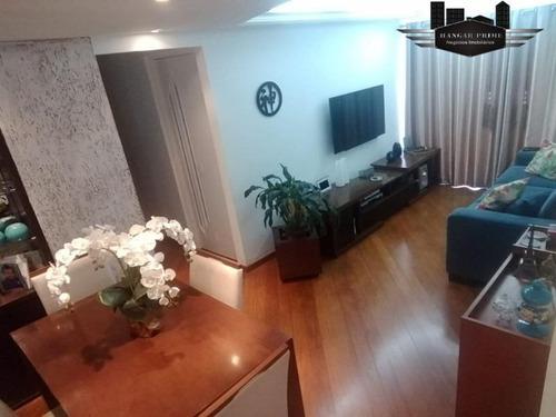 Imagem 1 de 27 de Apartamento Com 2 Dormitórios À Venda, 59 M² Por R$ 394.995,00 - Chácara Califórnia - São Paulo/sp - Ap0081