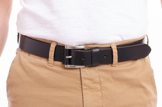Cinturon Cuero Leacy Rolito Hombre Lg8656110