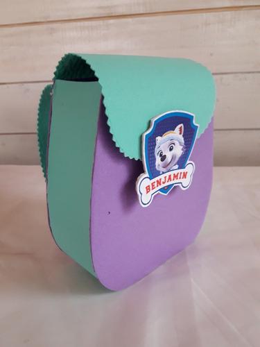 2d890eb0c Cartel Paw Patrol Goma Eva - Souvenirs para Cumpleaños Infantiles ...