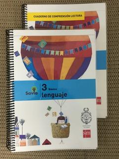 Proyecto Savia 3º Básico Lenguaje