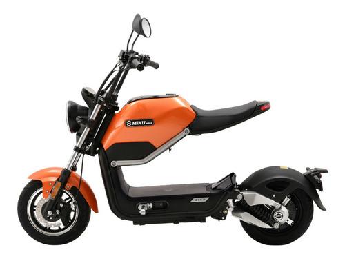 Imagen 1 de 12 de Moto Eléctrica Scooter Sunra Miku Max Nueva Chile