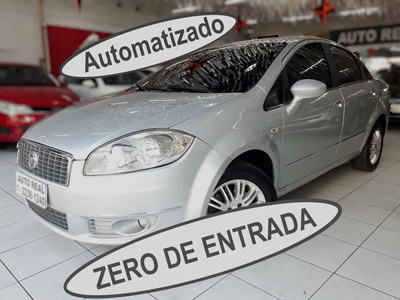 Fiat Linea Lx 1.9 Dualógic / Automático Vectra Siena 2011