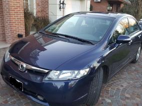 Honda Civic Automatico 2008 - Cuero - I M P E C A B L E!