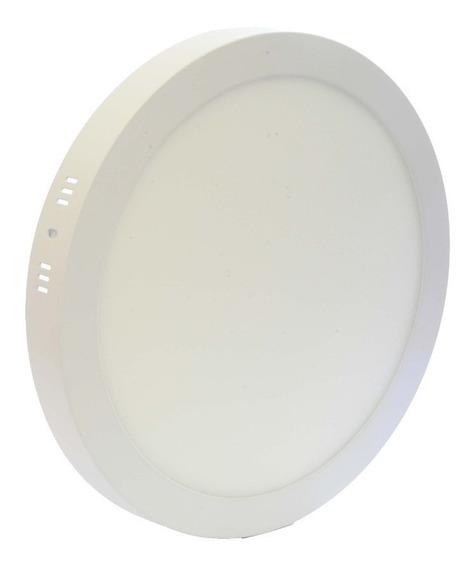 Luminária Sobrepor Plafon Led 32w Branco Frio