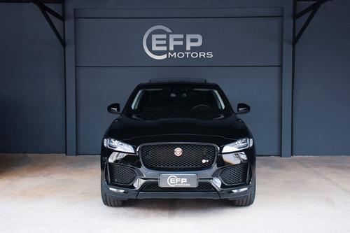 Jaguar F-pace R-sport 3.0 V6 Supercharger