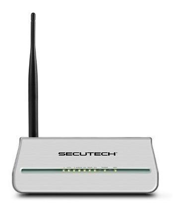 Router Secutech Ris-33 4 Puertos (oferta Solo Por 1 Semana)