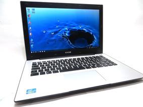 Ultrabook Core I7 500gb 4gb Dvd Win10 Cce Ultrathin Seminovo