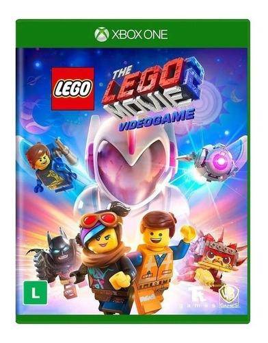 Lego Movie Videogame 2 Xbox One Mídia Física + Nf
