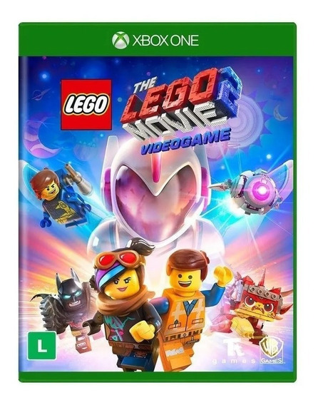 Lego Movie Videogame 2 Xbox One Mídia Física + Nf