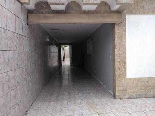 Casa Com 4 Dorms, Canto Do Forte, Praia Grande - R$ 1.5 Mi, Cod: 1590 - Rno1590