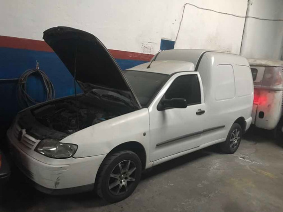 Volkswagen Caddy 1.9 Sd 2004