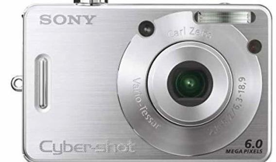 Câmera Digital Sony Cybershot Dsc-w30