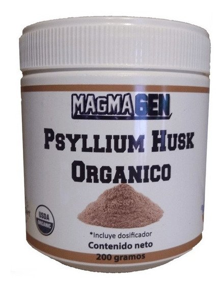 Psyllium Husk Organico 200g Magmagen