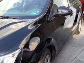 Chevrolet Sonic A 1.6 Ls Mt Manual Color Negro